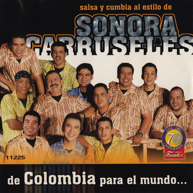 Salsa y Cumbia de Colombia para el Mundo