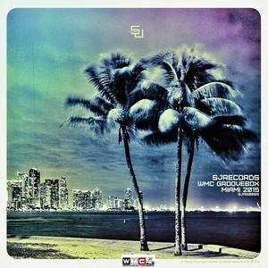 WMC Groovebox Miami 2015 Albumcover