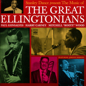 Stanely Dance Presents The Music Of The Great Ellingtonians album