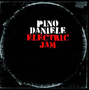 Electric Jam (1a parte) Albumcover