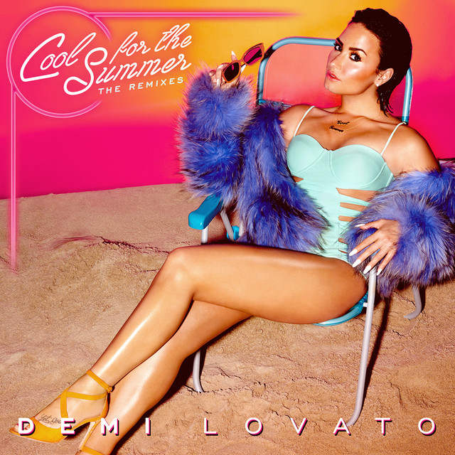 Cool for the Summer: The Remixes Albumcover