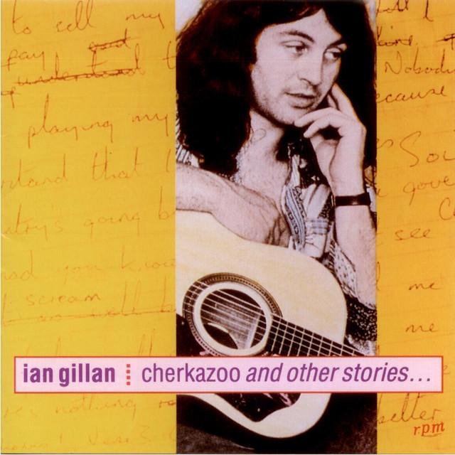 Ian Gillan Cherkazoo and Other Stories album cover