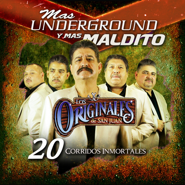 20 Corridos Inmortales Albumcover