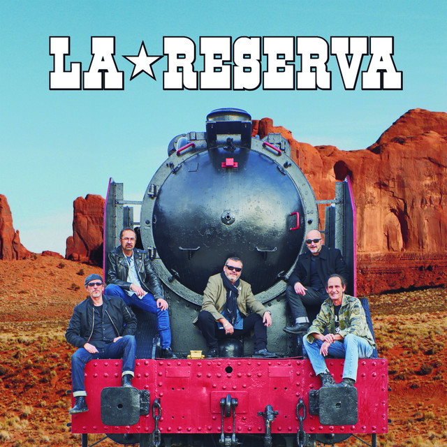 Album cover for La Reserva by La Reserva