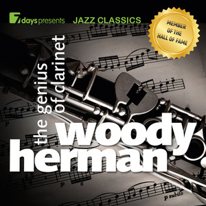 Woody Herman It's Delovely cover