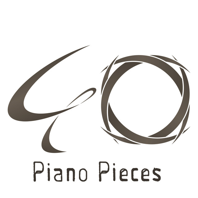 40 Piano Pieces Albumcover