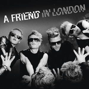 A Friend In London 2012 EP album
