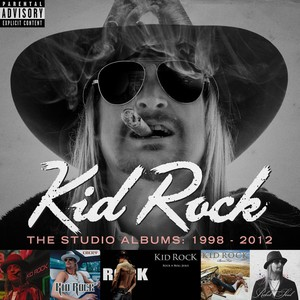 The Studio Albums: 1998 - 2012 Albumcover