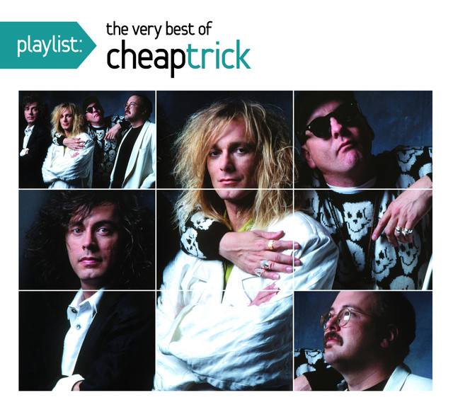 Cheap Trick Playlist: The Very Best of Cheap Trick album cover