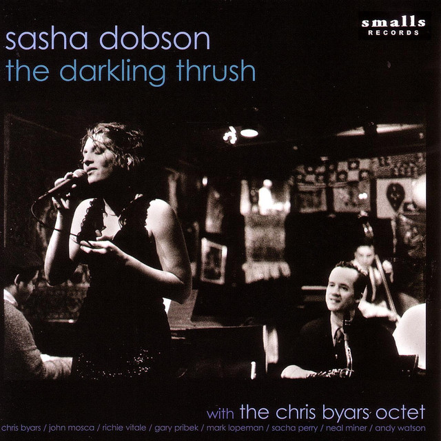 Sasha Dobson The Darkling Thrush album cover