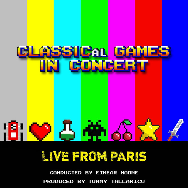 Classical Games in Concert