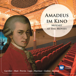 Amadeus at the Movies (Inspiration) Albümü