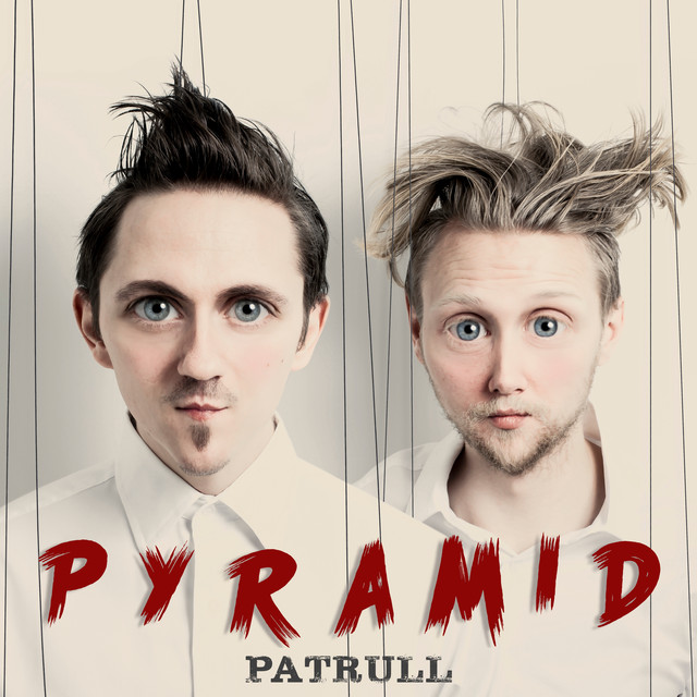 Album cover for Pyramid by Patrull