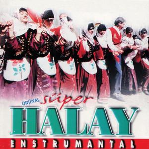 Orjinal Süper Halay (Enstrumantal) Albümü