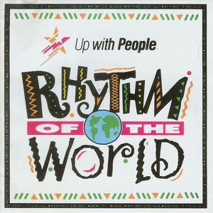 Rhythm Of The World Albumcover