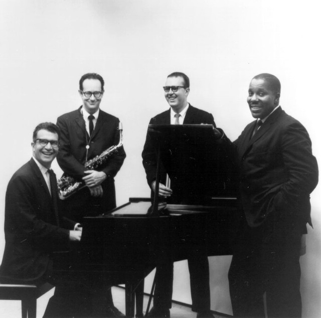 The Dave Brubeck Quartet Black and Blue cover