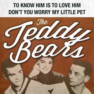 To Know Him Is to Love Him / Don't You Worry My Little Pet - The Teddy Bears