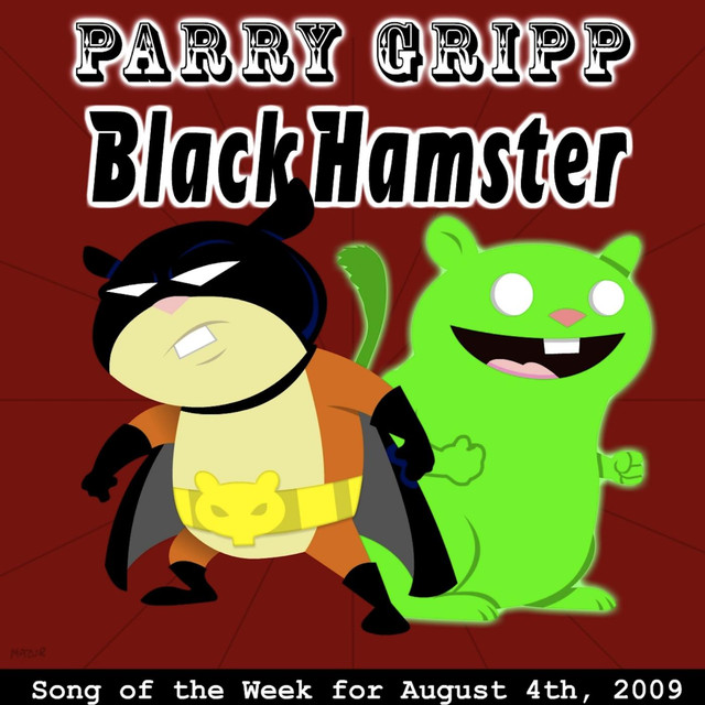 Black Hamster by Parry Gripp