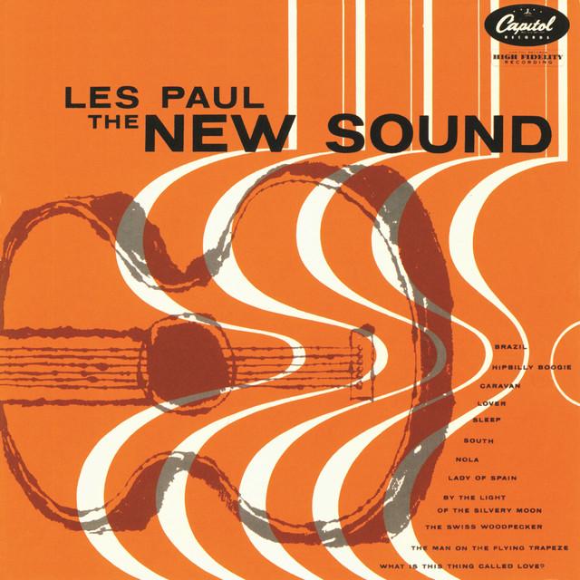 Les Paul The New Sound album cover