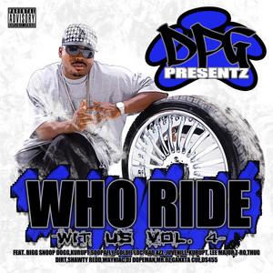 Who Ride Wit Us Vol. 4 album