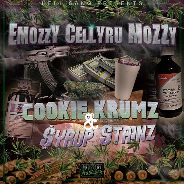 Cookie Krumz & Syrup Stainz