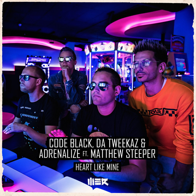 Code Black, Da Tweekaz & Adrenalize Feat. Matthew Steeper - Heart Like Mine [WE R Music] 84615835dce438b472b2744d2026e9ef7cb72b58