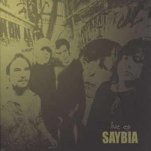 Saybia The Miracle in July cover