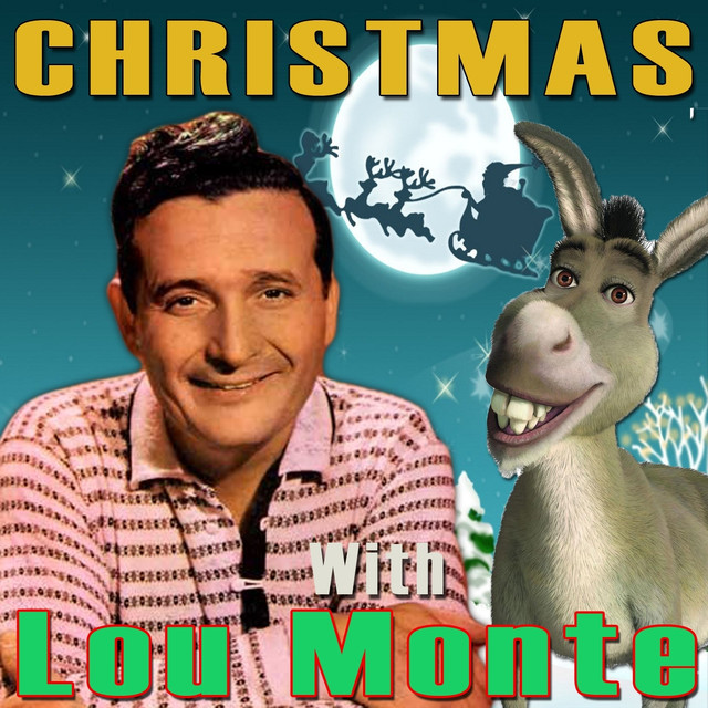 more by lou monte dominick the donkey - Dominic The Christmas Donkey