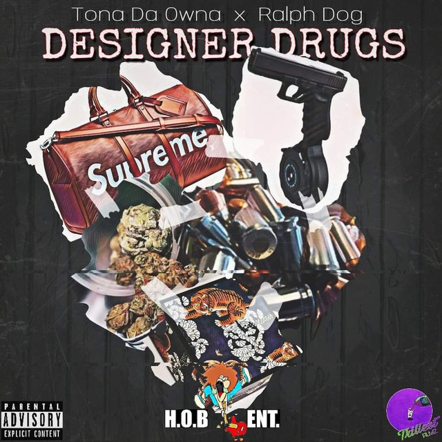 Designer Drugs (feat  Ralph Dog) by Tona Da Owna on Spotify