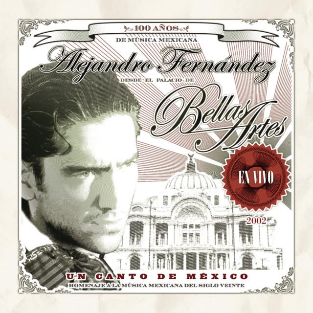 Kurrent music artist info for Alejandro fernandez en el jardin