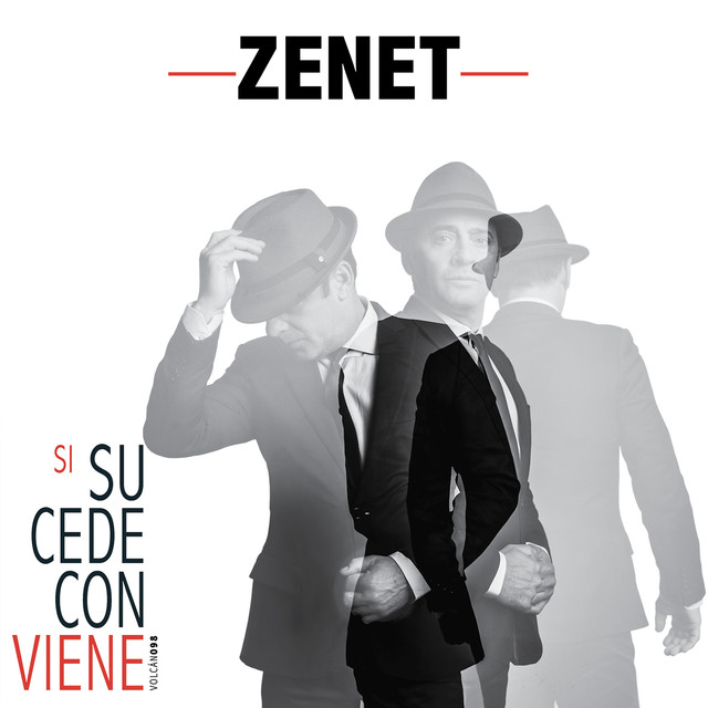 Album cover for Si Sucede, Conviene by Zenet