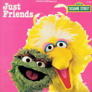 Sesame Street, Big Bird Everyone Likes Ice Cream cover