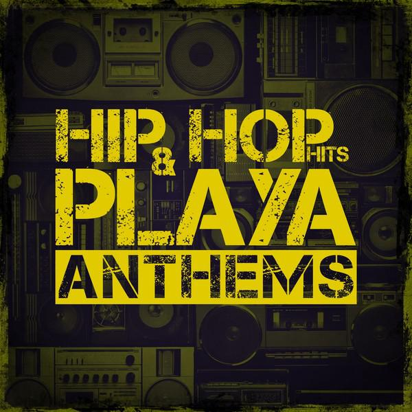 Various Artists Hip Hop Hits & Playa Anthems album cover