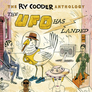 The Ry Cooder Anthology: The UFO Has Landed album