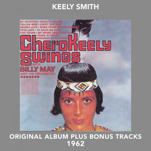 Keely Smith, Orchestra Billy May My Heart Cries for You cover