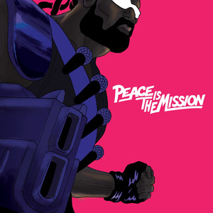 Peace Is The Mission Albumcover