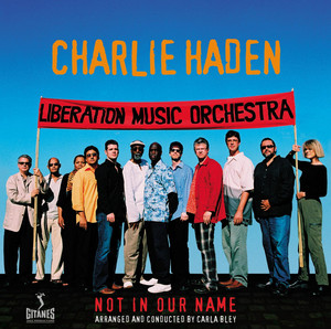 Charlie Haden Goin' Home cover