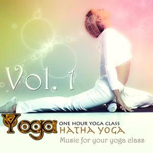 Yoga: Hatha Yoga, Vol.1 (Music for your yoga class and Meditation & Relaxation) Albumcover