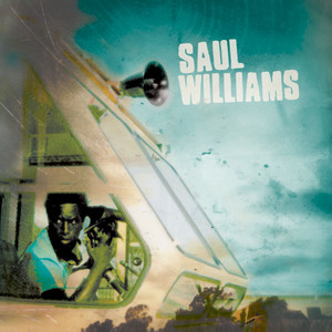 Saul Williams Black Stacey cover
