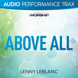 Above All (Audio Performance Trax)
