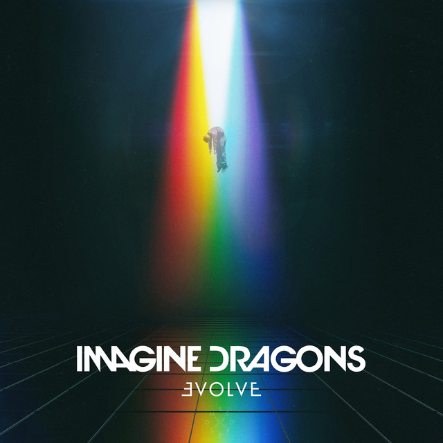 Album cover for Evolve by Imagine Dragons