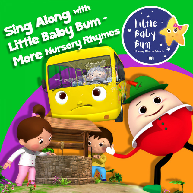 Sing Along with Little Baby Bum - More Nursery Rhymes