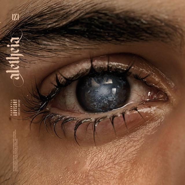 Album cover for Aletheia by Izi