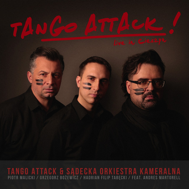 Libertango - Live, a song by Astor Piazzolla, Tango Attack