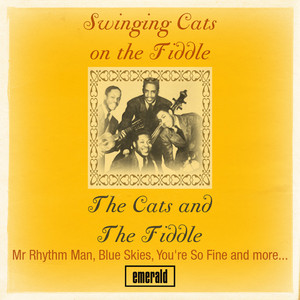 Swinging Cats on the Fiddle album