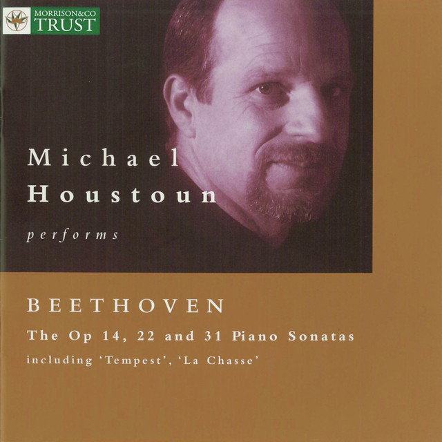 Beethoven: Piano Sonatas Nos. 9-11, 16-18 Albumcover