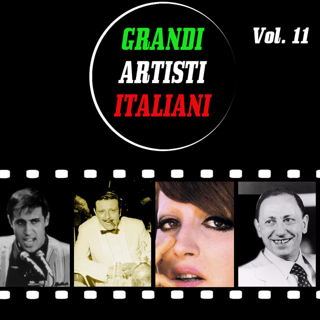 Various Artists Grandi artisti italiani, vol. 11 album cover