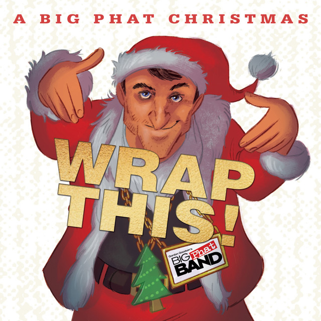 A Big Phat Christmas Wrap This! Albumcover