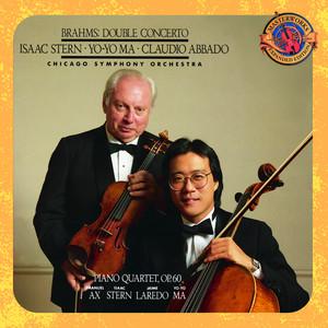 Isaac Stern, Yo-Yo Ma, Jaime Laredo, Emanuel Ax, Chicago Symphony Orchestra, Claudio Abbado