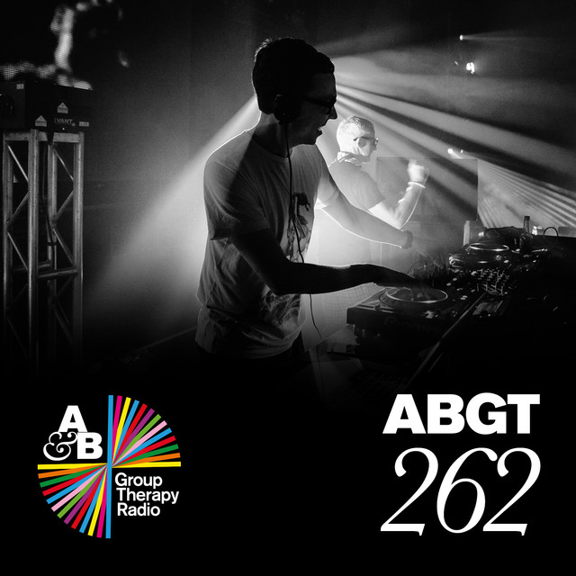 Album cover for Group Therapy 262 by Above & Beyond Group Therapy